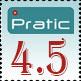Identificação versão 4.5 do sistema PRATIC